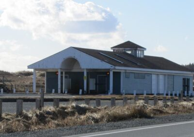 Lawrencetown Beach Building