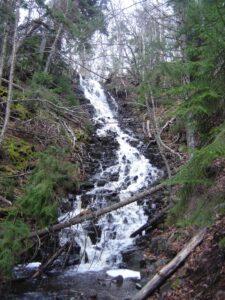 Blomidon Waterfall