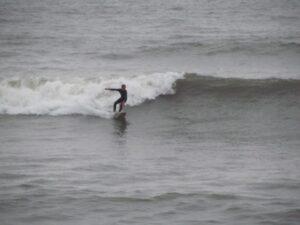Silver Sands Surfing