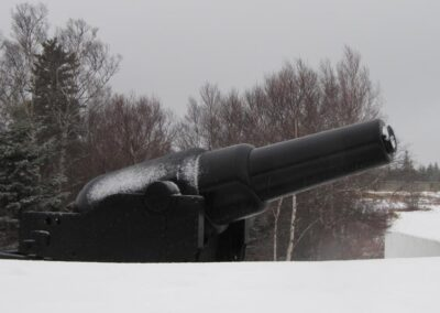York Redoubt Fortress